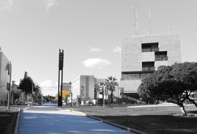 La Plaza Imperial se abre a la ciudad