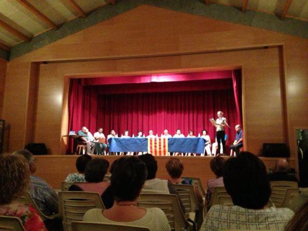 XXI Trobada de Poetes de Vilanova d'Escornalbou