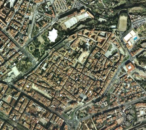 El aparcamiento de la Part Alta de Tarragona